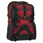 Rucksack CITY OVERTURE OCEAN black/red