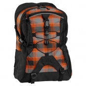 Rucksack CITY OVERTURE OCEAN black/orange